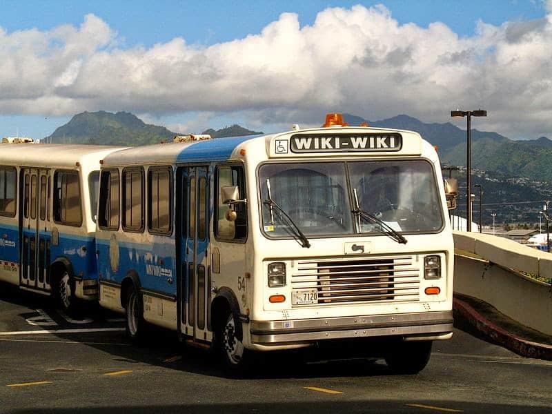 Wiki_Wiki_Bus Hawai