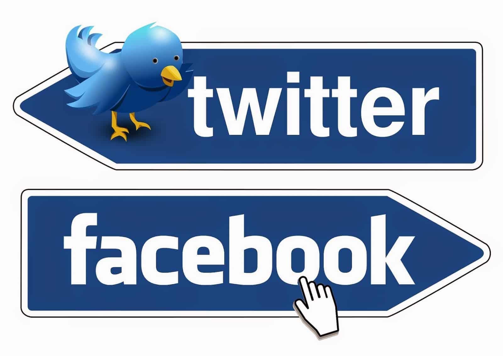 Twitter y Facebook son las herramientas de la web 2.0 más populares a nivel mundial.