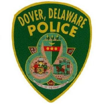 Emblema del Departamento de policía de Dover (Fuente: http://doverpolice.org)