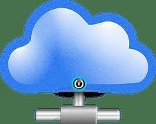 Las aplicaciones de almacenamiento en la nube permiten subir y bajar contenidos.