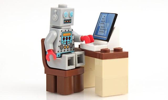Robots escritores