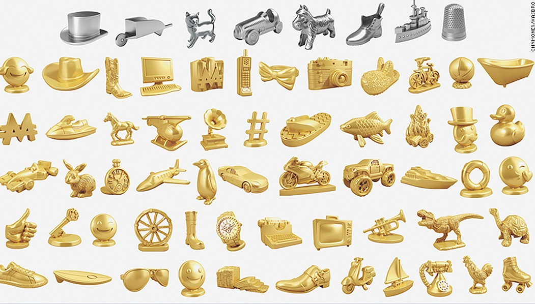 64 piezas de monopolio sometidas a votación 1050 x 600