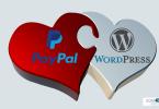 Alianza WordPress PayPal