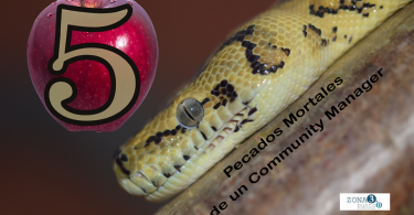5 pecados mortales de un community manager