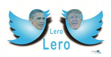 Lero Lero Obama vs Trump