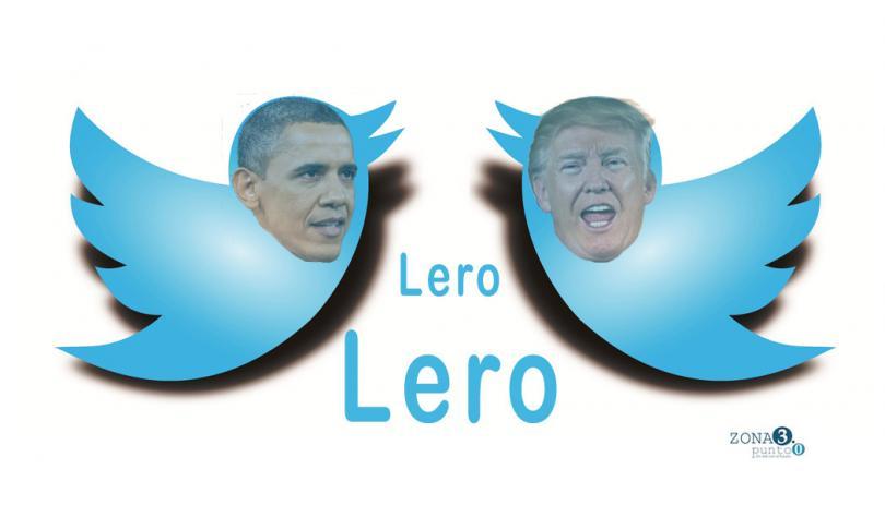 Lero Lero Obama vs Trump