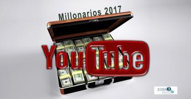 Millonarios YouTube 2017