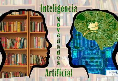 Novedades en Inteligencia Artificial 1050 x 600