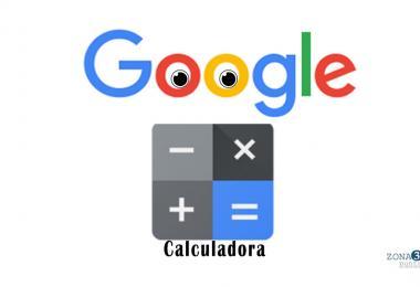 Google Calculator 1050 x 600